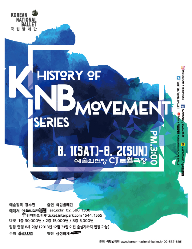 History of KNB Movement Series